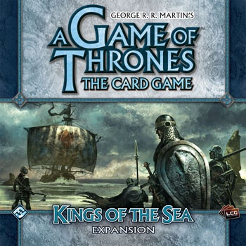 Game Of Thrones - Deluxe - Kings Of The Sea