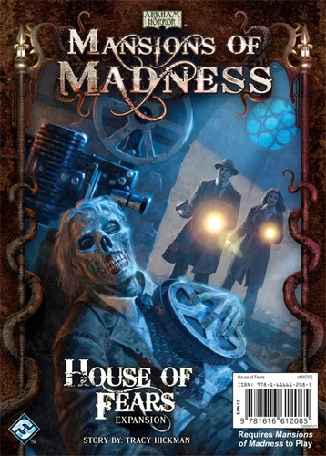 Mansions Of Madness: House Of Fear
