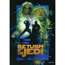 Koszulki na karty - Star Wars - Return Of The Jedi
