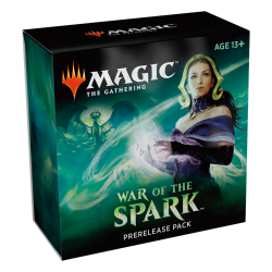Turniej Prerelease War of the Spark - Nocne Pre