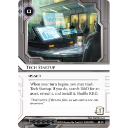Android: Netrunner LCG - SanSan Cycle - The Valley