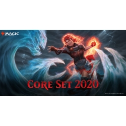 Turniej Prerelease Core Set 2020 - Sobotni