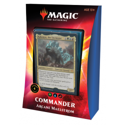 Magic the Gathering: Ikoria: Lair of Behemoths Commander Deck - Arcane Maelstrom