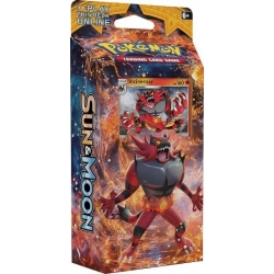 Pokemon: Sun & Moon Theme Deck Roaring Heat (Incineroar)