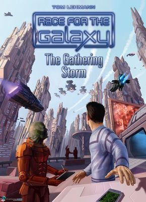 Race For The Galaxy - Gathering Storm