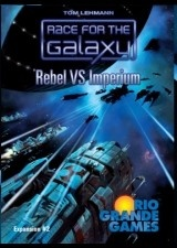 Race For The Galaxy - Rebel Vs Imperium