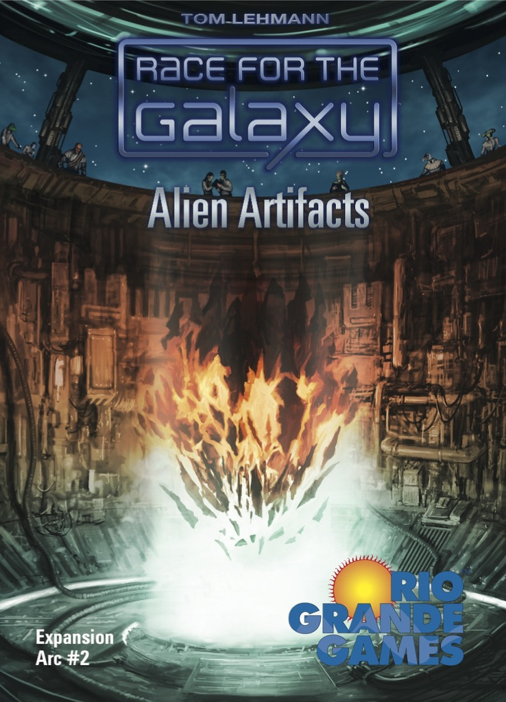 Race For The Galaxy - Alien Artifacts