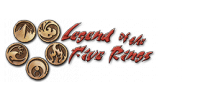 Legend od the five Rings (L5R) CCG