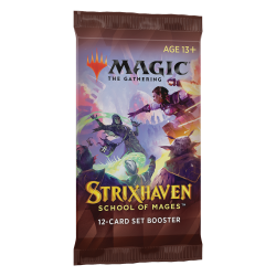 Magic the Gathering: Strixhaven - Set Booster